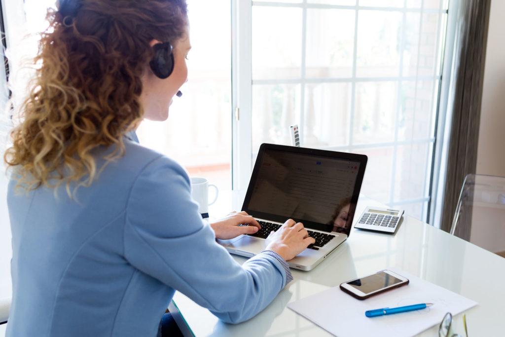 Plataforma virtual de servicios empresariales
